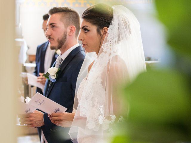 Il matrimonio di Luca e Federica a Fara Gera d'Adda, Bergamo 12