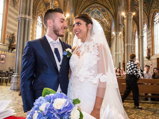 Il matrimonio di Luca e Federica a Fara Gera d'Adda, Bergamo 13