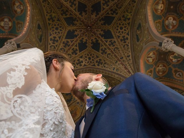 Il matrimonio di Luca e Federica a Fara Gera d'Adda, Bergamo 14