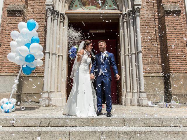 Il matrimonio di Luca e Federica a Fara Gera d'Adda, Bergamo 15