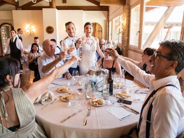 Il matrimonio di Luca e Federica a Fara Gera d'Adda, Bergamo 19