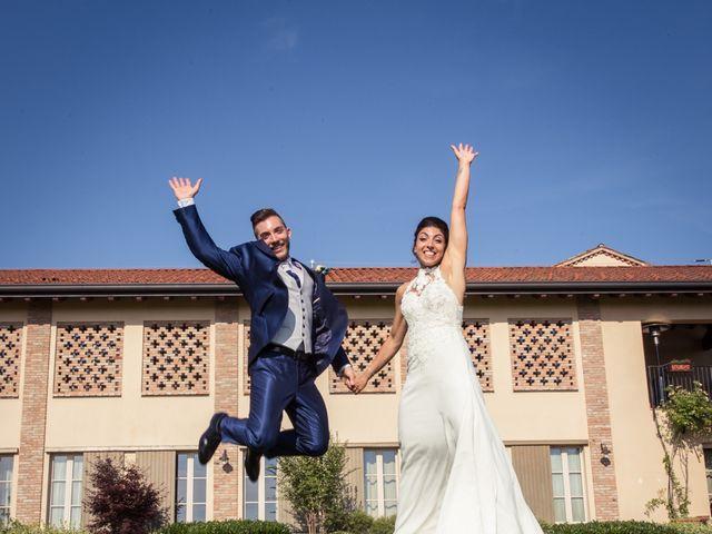 Il matrimonio di Luca e Federica a Fara Gera d'Adda, Bergamo 23