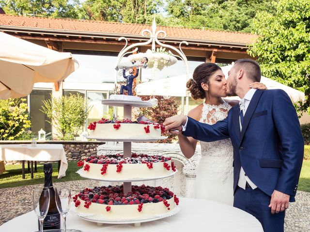 Il matrimonio di Luca e Federica a Fara Gera d'Adda, Bergamo 24