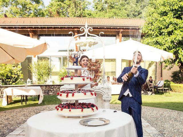 Il matrimonio di Luca e Federica a Fara Gera d'Adda, Bergamo 25