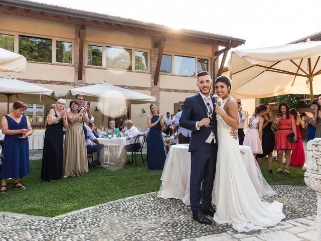 Il matrimonio di Luca e Federica a Fara Gera d'Adda, Bergamo 26