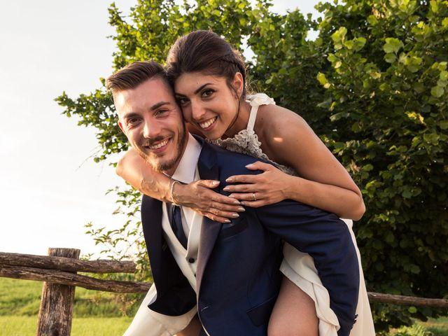 Il matrimonio di Luca e Federica a Fara Gera d'Adda, Bergamo 2