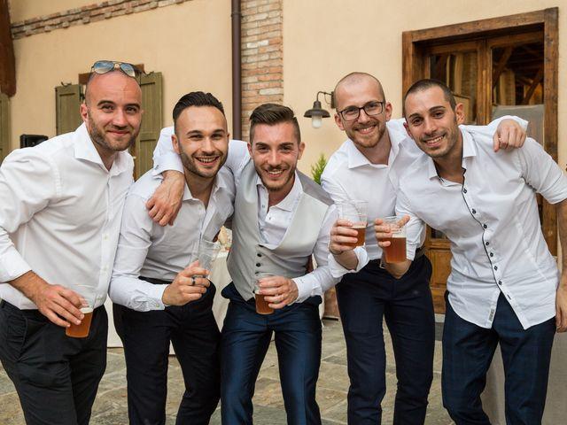 Il matrimonio di Luca e Federica a Fara Gera d'Adda, Bergamo 32