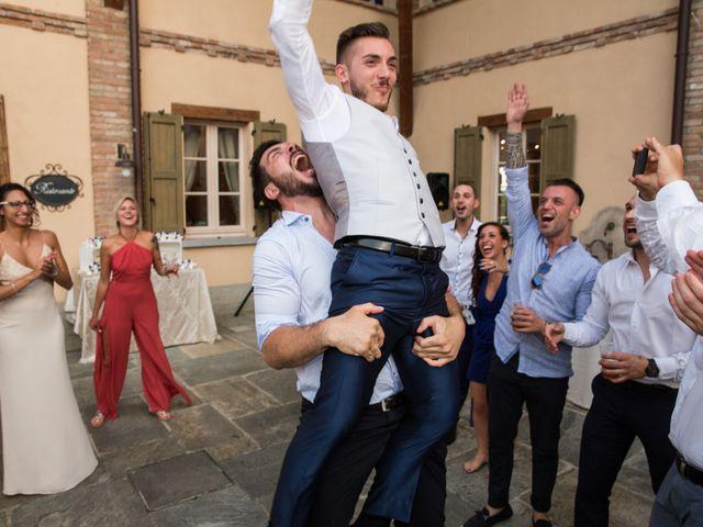 Il matrimonio di Luca e Federica a Fara Gera d'Adda, Bergamo 34