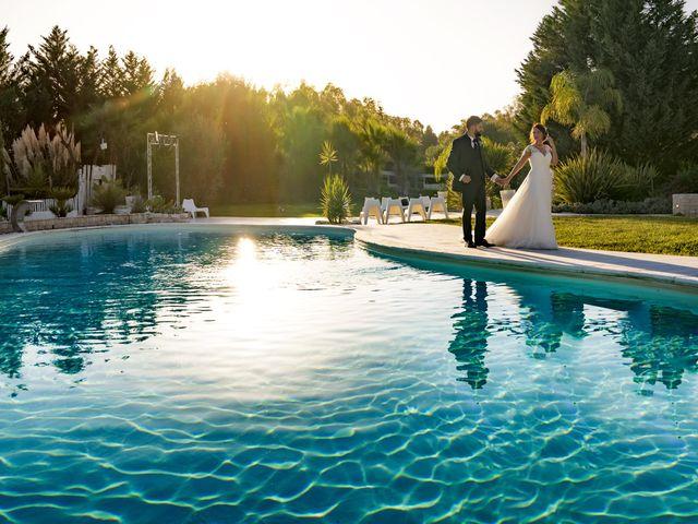 Il matrimonio di Giuliana e Giuseppe a San Severo, Foggia 4