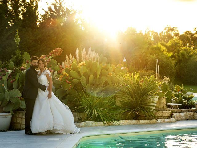Il matrimonio di Giuliana e Giuseppe a San Severo, Foggia 6