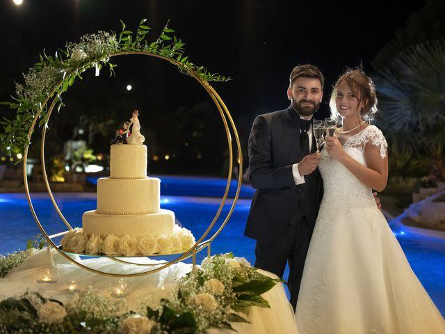 Il matrimonio di Giuliana e Giuseppe a San Severo, Foggia 9