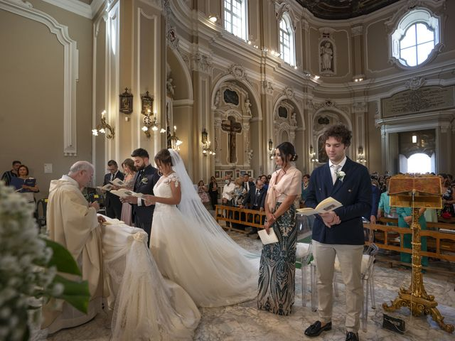 Il matrimonio di Giuliana e Giuseppe a San Severo, Foggia 14