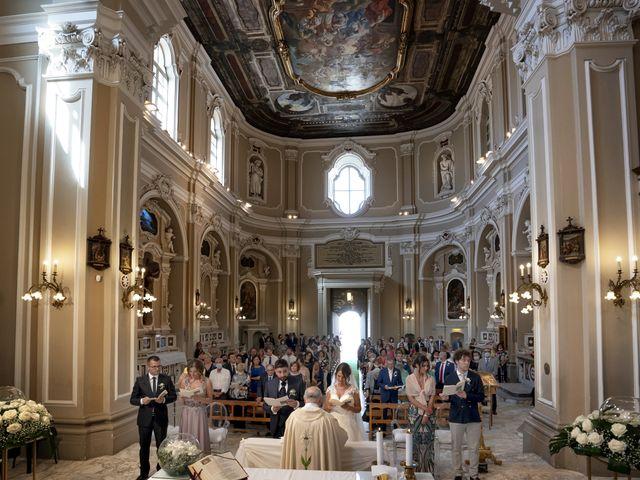 Il matrimonio di Giuliana e Giuseppe a San Severo, Foggia 15