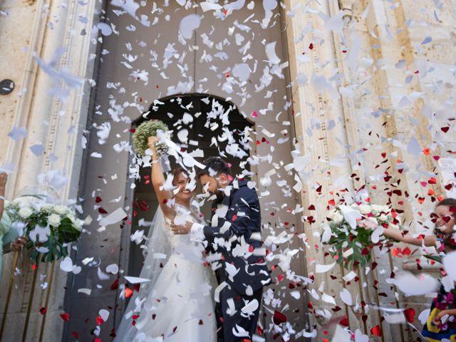 Il matrimonio di Giuliana e Giuseppe a San Severo, Foggia 17