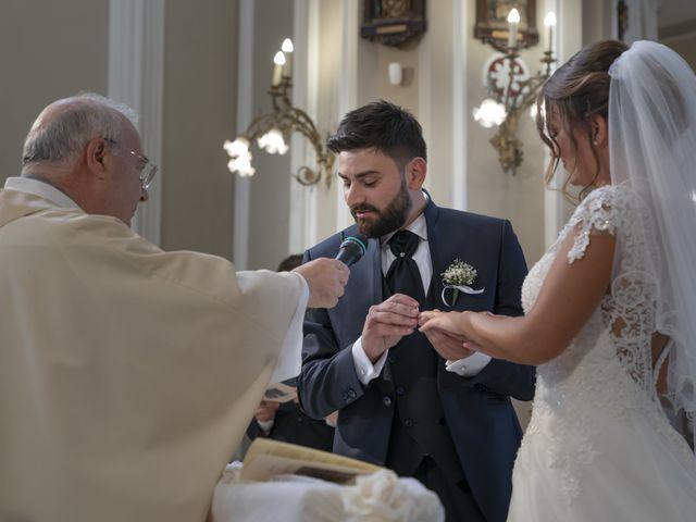 Il matrimonio di Giuliana e Giuseppe a San Severo, Foggia 24