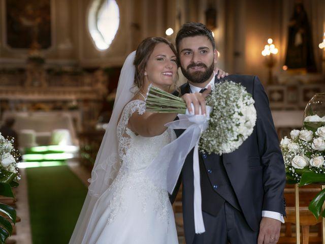 Il matrimonio di Giuliana e Giuseppe a San Severo, Foggia 25