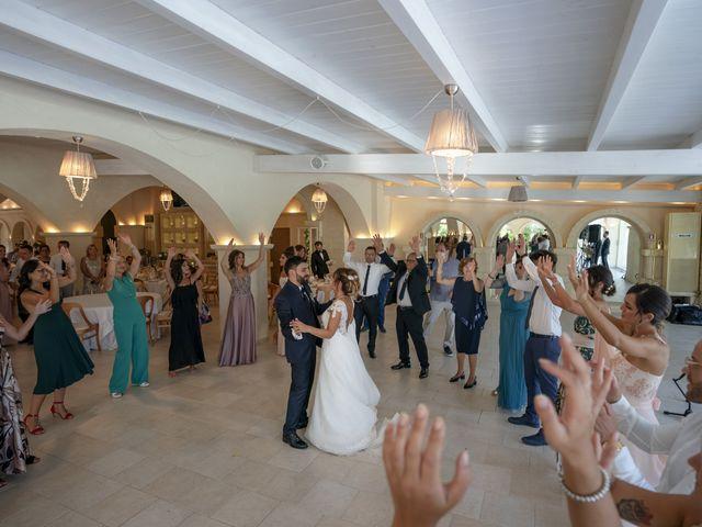 Il matrimonio di Giuliana e Giuseppe a San Severo, Foggia 27
