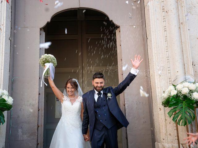 Il matrimonio di Giuliana e Giuseppe a San Severo, Foggia 35