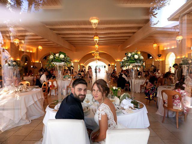 Il matrimonio di Giuliana e Giuseppe a San Severo, Foggia 39