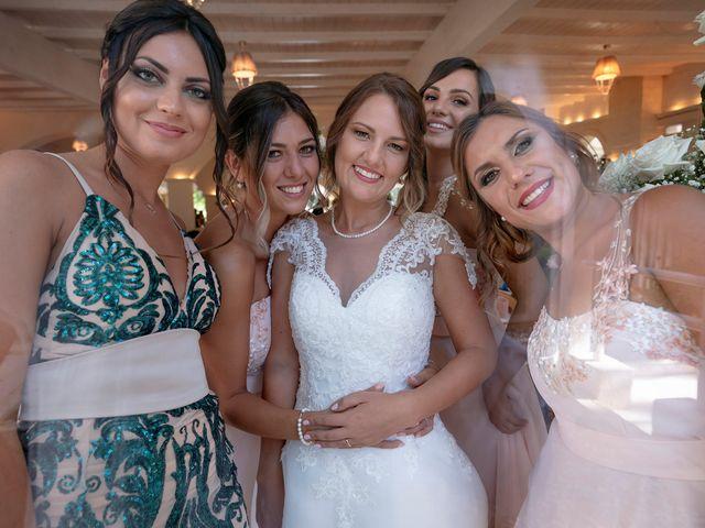 Il matrimonio di Giuliana e Giuseppe a San Severo, Foggia 40