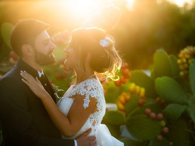 Il matrimonio di Giuliana e Giuseppe a San Severo, Foggia 42