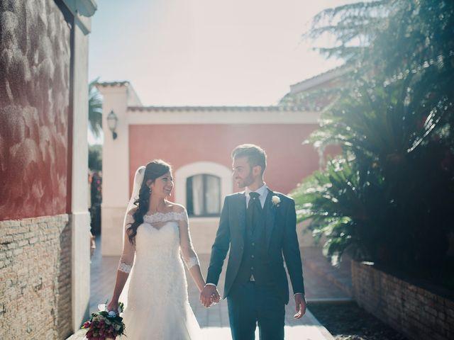 Le nozze di Cecilia e Giancarlo