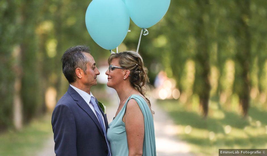 Il matrimonio di Giuseppe e Claudia a Correggio, Reggio Emilia
