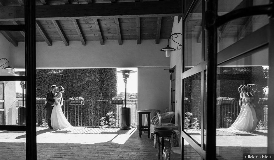 Il matrimonio di Luca e Federica a Fara Gera d'Adda, Bergamo