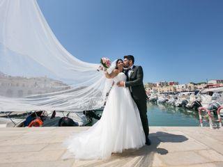 Le nozze di Mariella e Eros