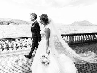 Le nozze di Marinella e Mattia