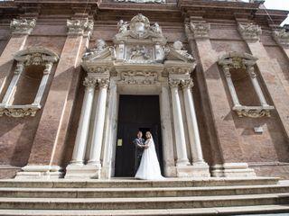 Le nozze di Olga e Anselmo