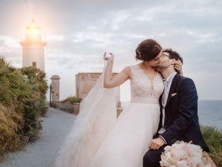 Le nozze di Claudia e Pasquale