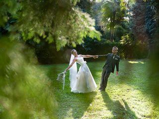 Le nozze di Selene e Luca