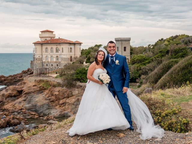 Le nozze di Maria Grazia e Simone