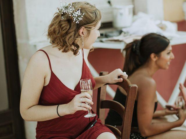 Il matrimonio di Nick e Vena a Ostuni, Brindisi 8