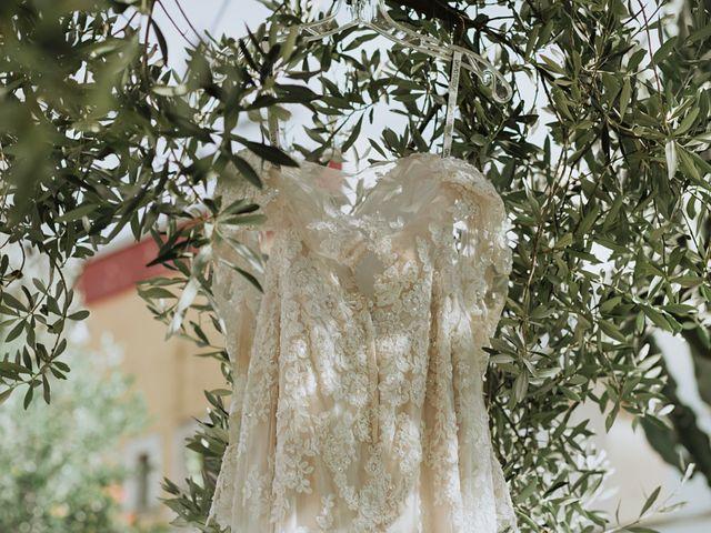 Il matrimonio di Nick e Vena a Ostuni, Brindisi 12