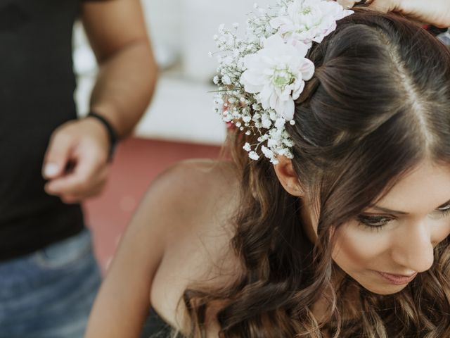 Il matrimonio di Nick e Vena a Ostuni, Brindisi 15