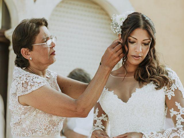Il matrimonio di Nick e Vena a Ostuni, Brindisi 16