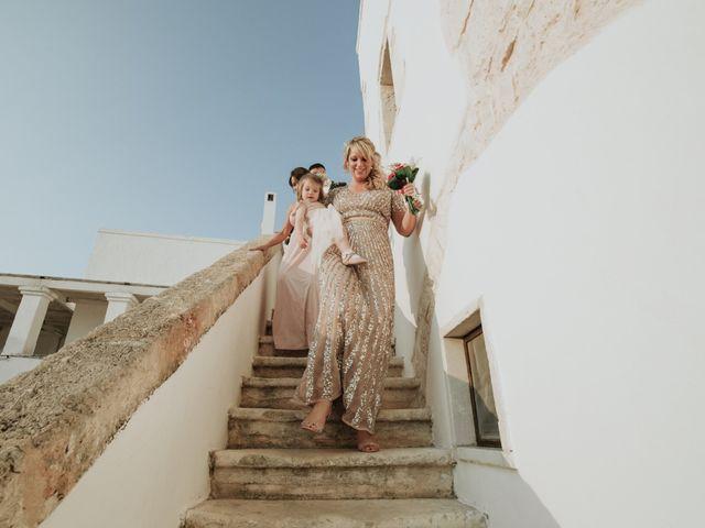 Il matrimonio di Nick e Vena a Ostuni, Brindisi 17