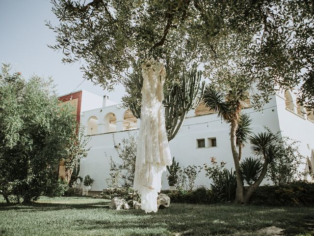 Il matrimonio di Nick e Vena a Ostuni, Brindisi 22