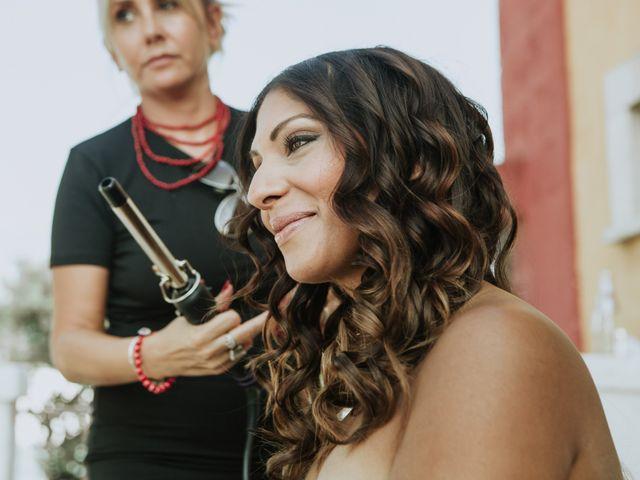 Il matrimonio di Nick e Vena a Ostuni, Brindisi 23