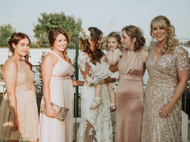 Il matrimonio di Nick e Vena a Ostuni, Brindisi 25