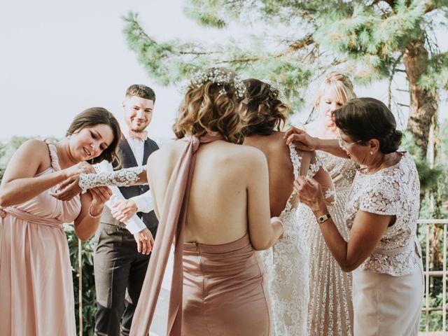 Il matrimonio di Nick e Vena a Ostuni, Brindisi 27