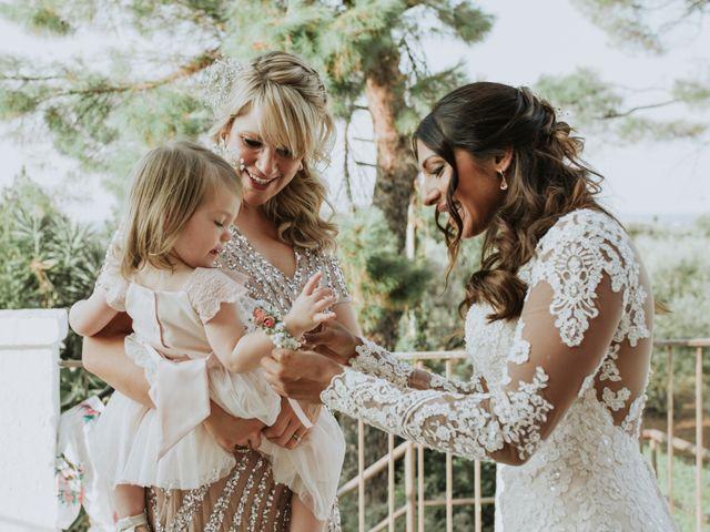 Il matrimonio di Nick e Vena a Ostuni, Brindisi 29