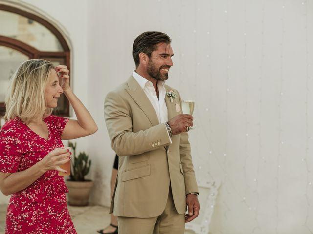 Il matrimonio di Nick e Vena a Ostuni, Brindisi 33