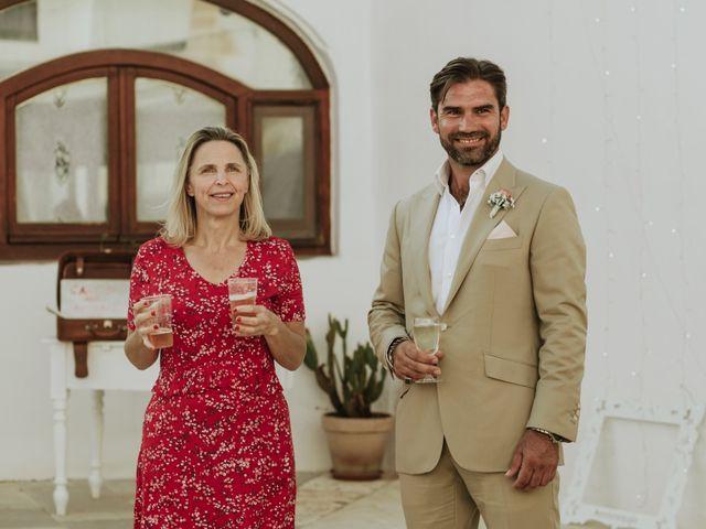 Il matrimonio di Nick e Vena a Ostuni, Brindisi 34