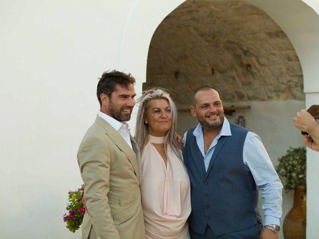 Il matrimonio di Nick e Vena a Ostuni, Brindisi 36