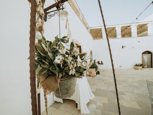 Il matrimonio di Nick e Vena a Ostuni, Brindisi 39