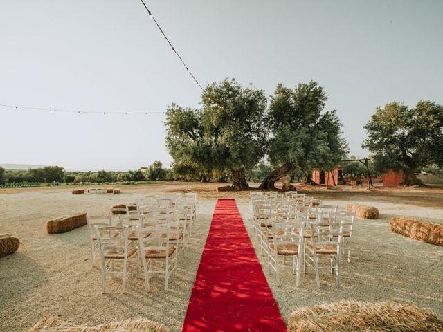 Il matrimonio di Nick e Vena a Ostuni, Brindisi 40