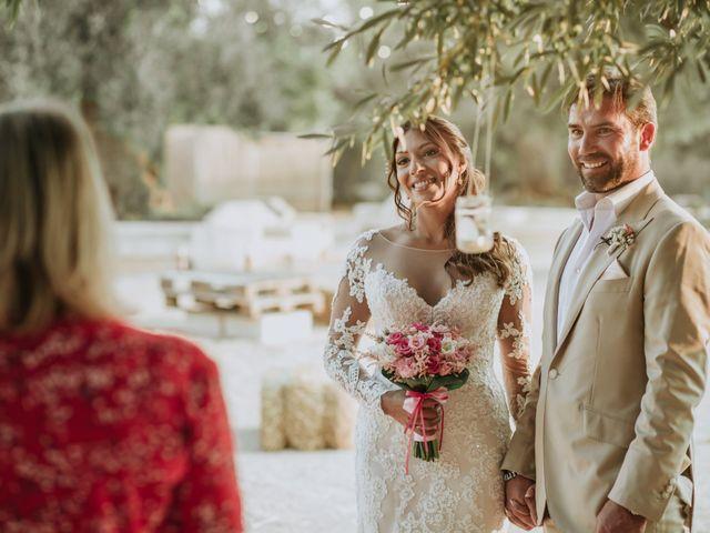 Il matrimonio di Nick e Vena a Ostuni, Brindisi 42